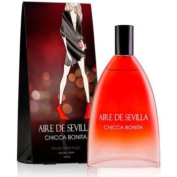 Belleza Mujer Agua de Colonia Aire Sevilla Aire De Sevilla Chicca Bonita Edt Vaporizador  150 ml