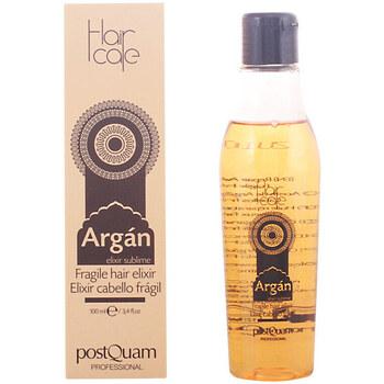 Belleza Mujer Champú Postquam Haircare Argán Fragile Hair Elixir