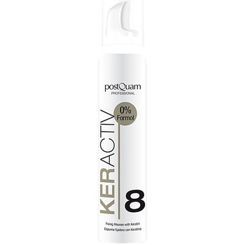 Belleza Mujer Fijadores Postquam Haircare Keractiv Fixing Mousse With Keratin