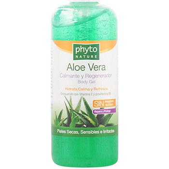 Belleza Hidratantes & nutritivos Luxana Phyto Nature Aloe Vera Puro Calmante Regenerador  250 ml
