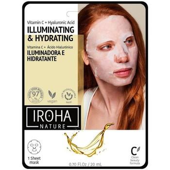 Belleza Mujer Mascarillas & exfoliantes Iroha Nature Tissue Mask Brightening Vitamin C + Ha  1 use