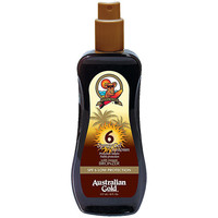 Belleza Protección solar Australian Gold Sunscreen Spf6 Spray Gel With Instant Bronzer  2