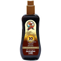 Belleza Protección solar Australian Gold Sunscreen Spf10 Spray Gel With Instant Bronzer