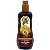 Belleza Protección solar Australian Gold Sunscreen Spf15 Spray Gel With Instant Bronzer