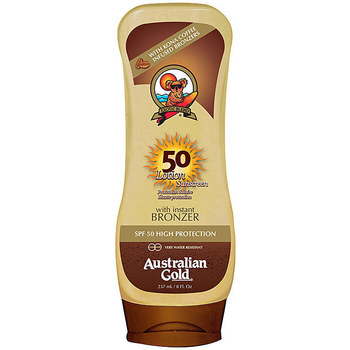 Belleza Protección solar Australian Gold Sunscreen Spf50 Lotion With Bronzer  237 ml
