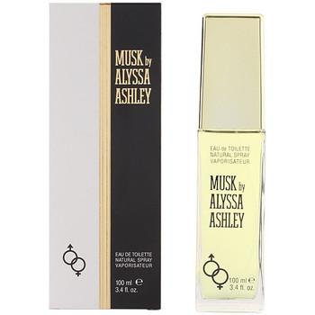 Belleza Mujer Agua de Colonia Alyssa Ashley Musk Edt Vaporizador  100 ml