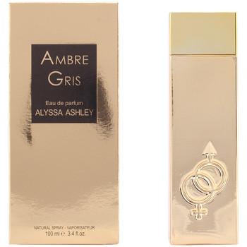 Belleza Mujer Perfume Alyssa Ashley Ambre Gris Edp Vaporizador  100 ml