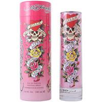 Belleza Mujer Perfume Ed Hardy Woman Eau De Parfum Vaporizador  100 ml