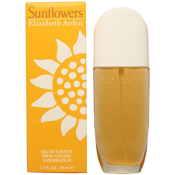 Belleza Mujer Agua de Colonia Elizabeth Arden Sunflowers Edt Vaporizador  50 ml