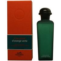 Belleza Agua de Colonia Hermès Paris Concentre D'Orange Verte Edt Vaporizador  100 ml