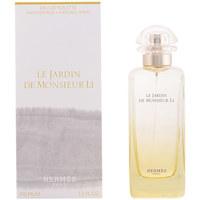 Belleza Mujer Agua de Colonia Hermès Paris Le Jardin De Monsieur Li Edt Vaporizador  100 ml