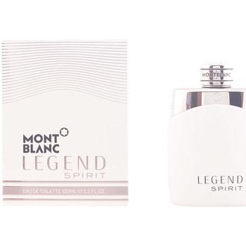 Belleza Hombre Agua de Colonia Montblanc Legend Spirit Edt Vaporizador  100 ml