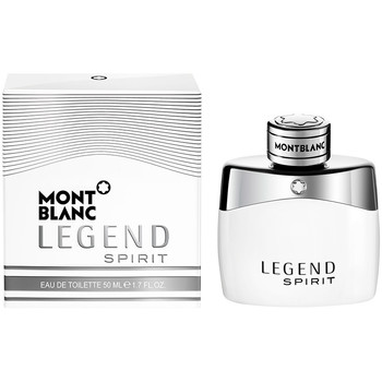 Belleza Hombre Agua de Colonia Montblanc Legend Spirit Edt Vaporizador  50 ml