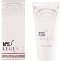 Belleza Hombre Cuidado Aftershave Montblanc Legend Spirit After Shave Balm  150 ml