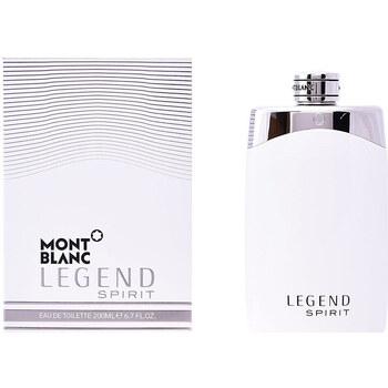 Belleza Hombre Agua de Colonia Montblanc Legend Spirit Edt  200 ml