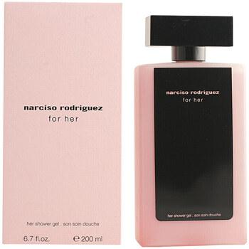 Belleza Mujer Productos baño Narciso Rodriguez For Her Gel De Ducha  200 ml