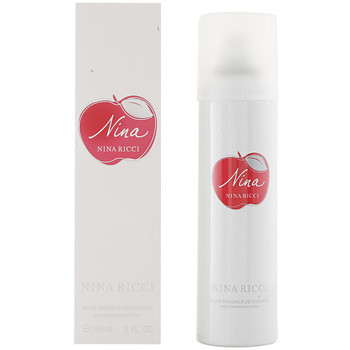 Belleza Mujer Desodorantes Nina Ricci Nina Deo Vaporizador  150 ml