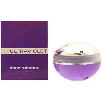 Belleza Mujer Perfume Paco Rabanne Ultraviolet Edp Vaporizador  80 ml