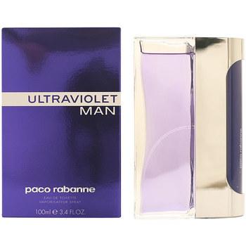 Belleza Hombre Agua de Colonia Paco Rabanne Ultraviolet Man Edt Vaporizador  100 ml