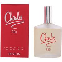 Belleza Mujer Agua de Colonia Revlon Charlie Red Edt Vaporizador  100 ml