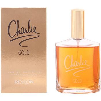 Belleza Mujer Agua de Colonia Revlon Charlie Gold Edt Vaporizador  100 ml