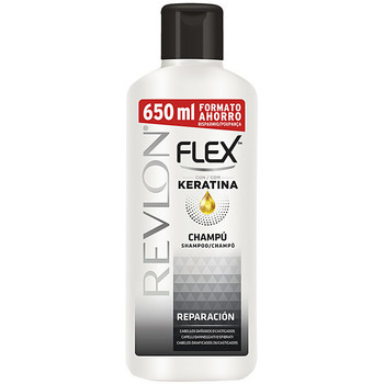 Belleza Acondicionador Revlon Flex Keratin Shampoo Repair Dry Hair  650 ml