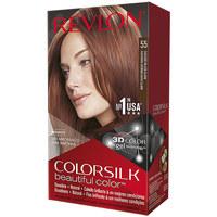 Belleza Mujer Tratamiento capilar Revlon Colorsilk Tinte 55-rojizo Claro 1 u