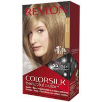 Belleza Mujer Tratamiento capilar Revlon Colorsilk Tinte 61-rubio Oscuro
