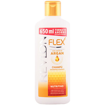 Belleza Champú Revlon Flex Keratin Shampoo Nourishing Argan Oil  650 ml