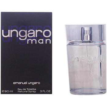 Belleza Hombre Agua de Colonia Emanuel Ungaro Ungaro Man Edt Vaporizador  90 ml