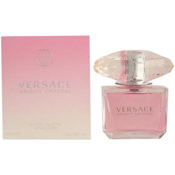 Belleza Mujer Agua de Colonia Versace Bright Crystal Edt Vaporizador  90 ml