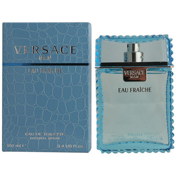 Belleza Hombre Agua de Colonia Versace Eau Fraîche Edt Vaporizador  100 ml