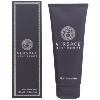 Belleza Hombre Cuidado Aftershave Versace Pour Homme After Shave Balm  100 ml