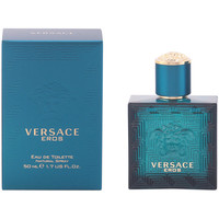 Belleza Hombre Agua de Colonia Versace Eros Edt Vaporizador  50 ml
