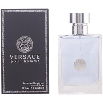 Belleza Hombre Desodorantes Versace Pour Homme Perfumed Deo Vaporizador  100 ml