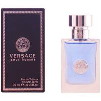 Belleza Hombre Agua de Colonia Versace Pour Homme Edt Vaporizador  30 ml