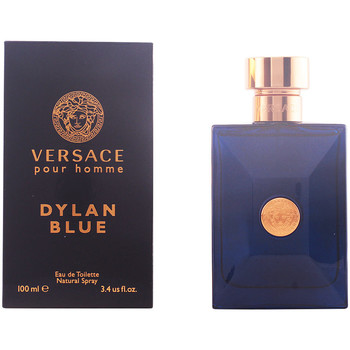 Belleza Hombre Agua de Colonia Versace Dylan Blue Edt Vaporizador  100 ml