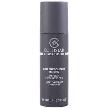 Belleza Hombre Desodorantes Collistar Linea Uomo 24 Hour Freshness Deo Vaporizador  100 ml