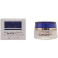 Belleza Mujer Antiedad & antiarrugas Collistar Anti-age Ultra Regenerating Night Cream  50 ml