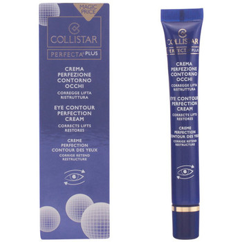 Belleza Mujer Antiedad & antiarrugas Collistar Perfecta Plus Eye Contour Perfection Cream  15 ml
