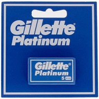 Belleza Hombre Afeitadoras & cuchillas Gillette Platinum Recambios  5 uds