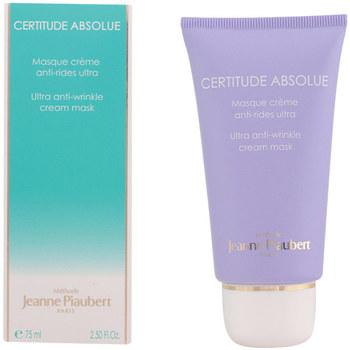 Belleza Mujer Antiedad & antiarrugas Jeanne Piaubert Certitude Absolue Masque Visage Ultra  75 ml