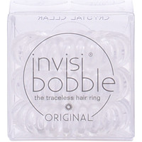 Belleza Mujer Tratamiento capilar Invisibobble crystal Clear  3 uds