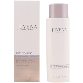 Belleza Mujer Desmaquillantes & tónicos Juvena Pure Cleansing Calming Cleansing Milk  200 ml
