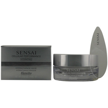 Belleza Mujer Mascarillas & exfoliantes Kanebo Sensai Cellular Performance Hydrachange Mask  75 ml