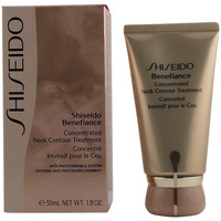 Belleza Mujer Hidratantes & nutritivos Shiseido Benefiance Concentrated Neck Contour Treatment  50 ml
