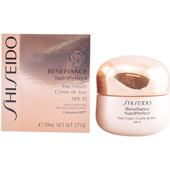 Belleza Mujer Antiedad & antiarrugas Shiseido Benefiance Nutriperfect Day Cream Spf15  50 ml