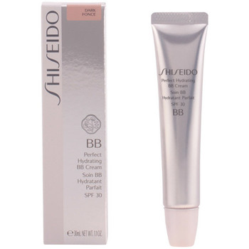 Belleza Mujer Maquillage BB & CC cremas Shiseido Perfect Hydrating Bb Cream Spf30 dark  30 ml
