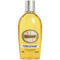 Belleza Mujer Productos baño L´Occitane Amande Huile De Douche  250 ml