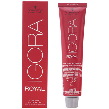 Belleza Tratamiento capilar Schwarzkopf Igora Royal 7-65  60 ml